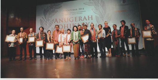 Heridono Award