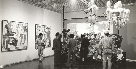 Heri Dono Exhibition