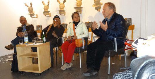 Heridono Artist Talk